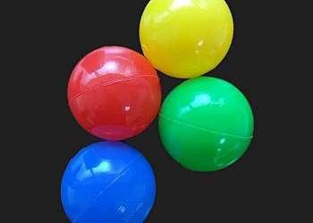 Bolinhas de plastico para piscina