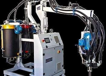 Fabricante de injetora de poliuretano