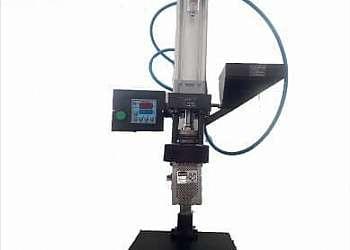 Mini injetora de plástico maq injet 4500p