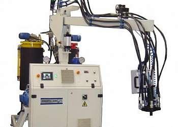 Máquina de injeção plástica