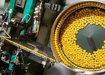 Fabricante de injetora de plástico granulado