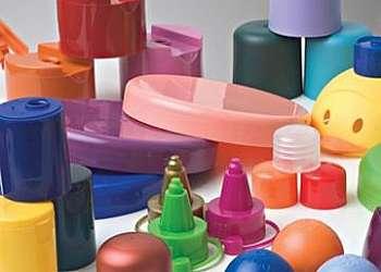 Tampa de plástico